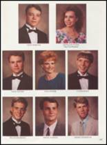 1993 Canute High School Yearbook Page 22 & 23