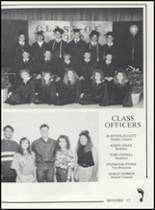 1993 Canute High School Yearbook Page 24 & 25