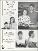 1993 Canute High School Yearbook Page 26 & 27