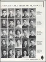 1993 Canute High School Yearbook Page 28 & 29
