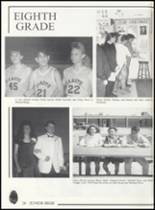 1993 Canute High School Yearbook Page 34 & 35
