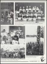 1993 Canute High School Yearbook Page 38 & 39