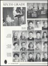 1993 Canute High School Yearbook Page 40 & 41