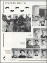 1993 Canute High School Yearbook Page 42 & 43