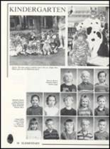 1993 Canute High School Yearbook Page 46 & 47
