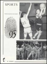 1993 Canute High School Yearbook Page 48 & 49