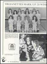 1993 Canute High School Yearbook Page 50 & 51