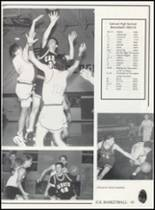 1993 Canute High School Yearbook Page 52 & 53