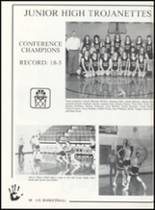 1993 Canute High School Yearbook Page 56 & 57