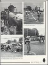 1993 Canute High School Yearbook Page 58 & 59