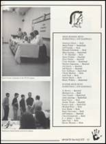 1993 Canute High School Yearbook Page 62 & 63
