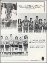 1993 Canute High School Yearbook Page 64 & 65