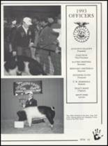 1993 Canute High School Yearbook Page 68 & 69