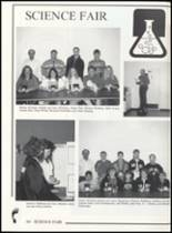 1993 Canute High School Yearbook Page 72 & 73