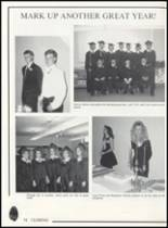 1993 Canute High School Yearbook Page 82 & 83