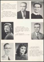 1957 Wilbur High School Yearbook Page 14 & 15