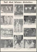 1957 Wilbur High School Yearbook Page 30 & 31