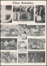 1957 Wilbur High School Yearbook Page 40 & 41