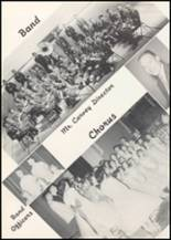 1957 Wilbur High School Yearbook Page 60 & 61