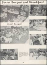 1957 Wilbur High School Yearbook Page 64 & 65