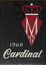 1960 Yearbook Marshall High School