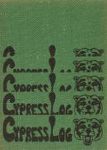 1973 Yearbook Little Cypress-Mauricevi High School