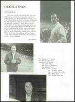 1975 Notre Dame High School Yearbook Page 14 & 15