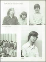1975 Notre Dame High School Yearbook Page 44 & 45