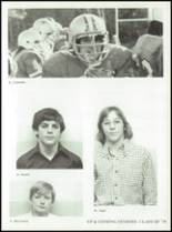 1975 Notre Dame High School Yearbook Page 46 & 47