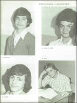 1975 Notre Dame High School Yearbook Page 54 & 55