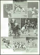 1975 Notre Dame High School Yearbook Page 92 & 93