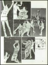 1975 Notre Dame High School Yearbook Page 102 & 103
