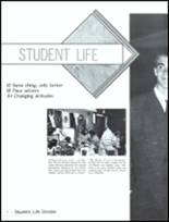 1991 Danville High School Yearbook Page 12 & 13