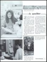 1991 Danville High School Yearbook Page 24 & 25