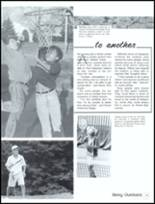 1991 Danville High School Yearbook Page 34 & 35