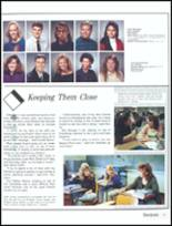 1991 Danville High School Yearbook Page 54 & 55