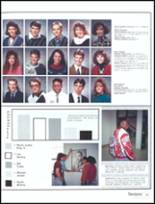 1991 Danville High School Yearbook Page 58 & 59