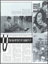 1991 Danville High School Yearbook Page 124 & 125