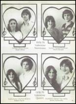 1979 Lake Dallas High School Yearbook Page 28 & 29