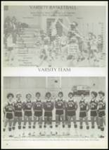 1979 Lake Dallas High School Yearbook Page 32 & 33