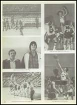 1979 Lake Dallas High School Yearbook Page 34 & 35