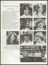 1979 Lake Dallas High School Yearbook Page 44 & 45