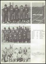 1979 Lake Dallas High School Yearbook Page 50 & 51