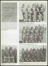 1979 Lake Dallas High School Yearbook Page 52 & 53