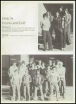 1979 Lake Dallas High School Yearbook Page 54 & 55