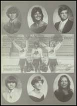 1979 Lake Dallas High School Yearbook Page 82 & 83