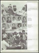 1979 Lake Dallas High School Yearbook Page 92 & 93