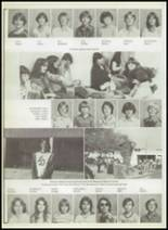 1979 Lake Dallas High School Yearbook Page 104 & 105