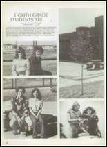 1979 Lake Dallas High School Yearbook Page 108 & 109