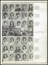 1979 Lake Dallas High School Yearbook Page 110 & 111